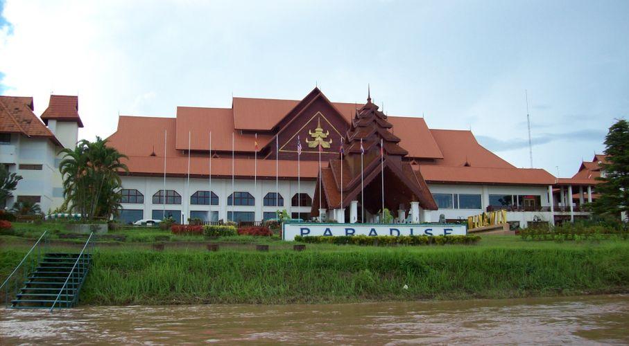 Myanmar Casino Attacked