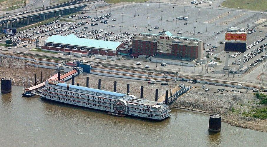 St Louis River Boat Casino