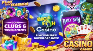 Big Fish Games Slapped with Class Action Lawsuit, Again