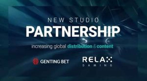 GentingBet Signs Content Agreement with Relax Gaming