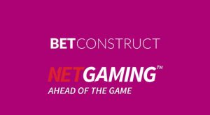 BetConstruct Signs Online Gaming Deal with NetGaming