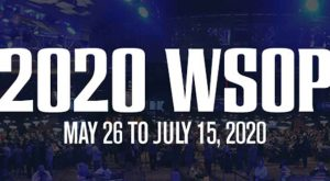 WSOP 2020 Schedule Adds Over A Dozen Online Bracelet Events