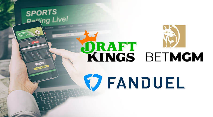Tennessee Welcomes three online sports betting operators