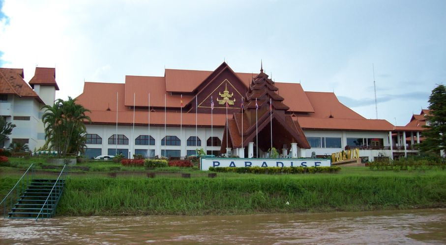 Myanmar Casino Attacked