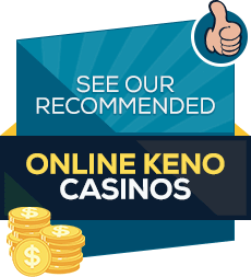 best recommended keno sites