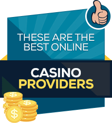 list of casino game software providers