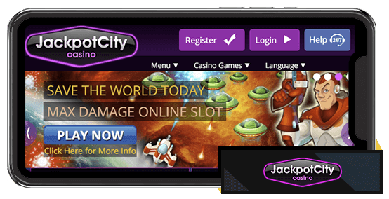 Jackpot City Mobile Site