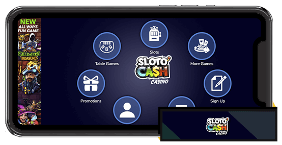 image of slotocash mobile free online casino games
