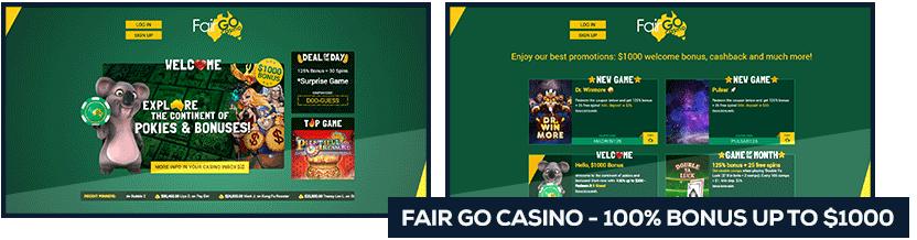 screenshot fair go casino