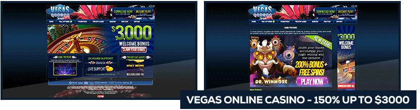 screenshot vegas casino online