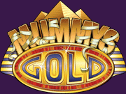 Mummy's Gold Casino Logo