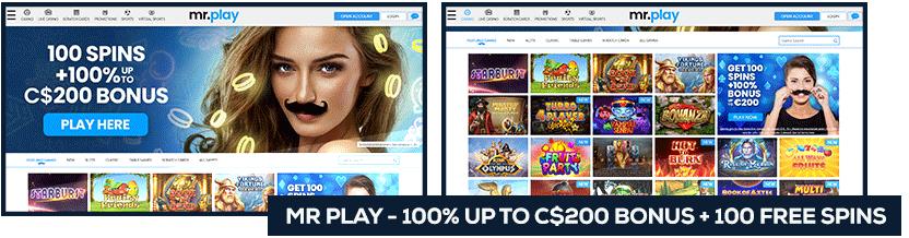 screenshot mr play casino