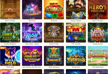 bertil casino video slots