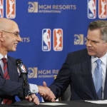 MGM and NBA Sports Betting Partnership