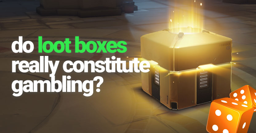 Do Loot Boxes Really Constitute Gambling?