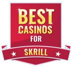 best casinos for skrill
