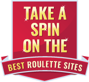 take a spin on the best roulette sites badge