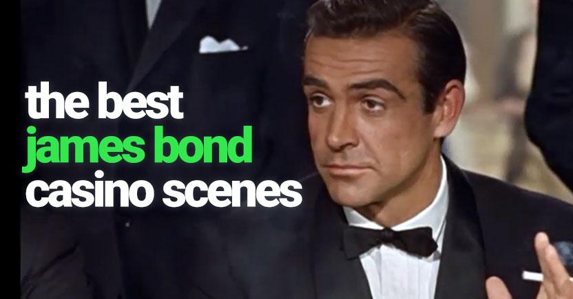 The Best James Bond Casino Scenes