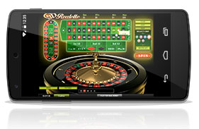 casino software on mobile devices