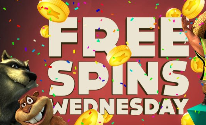 free-spins-wednesday