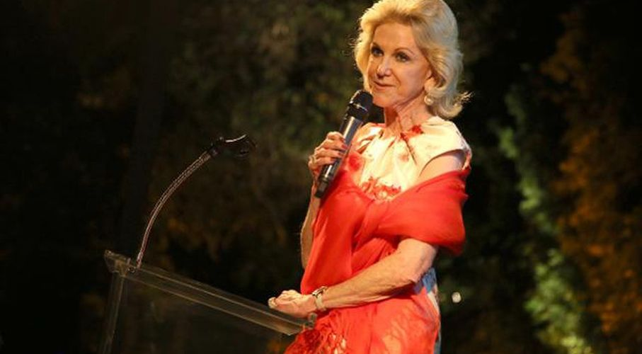 Elaine Wynn Makes a Point