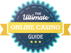 The Ultimate Online Casino Guide Badge