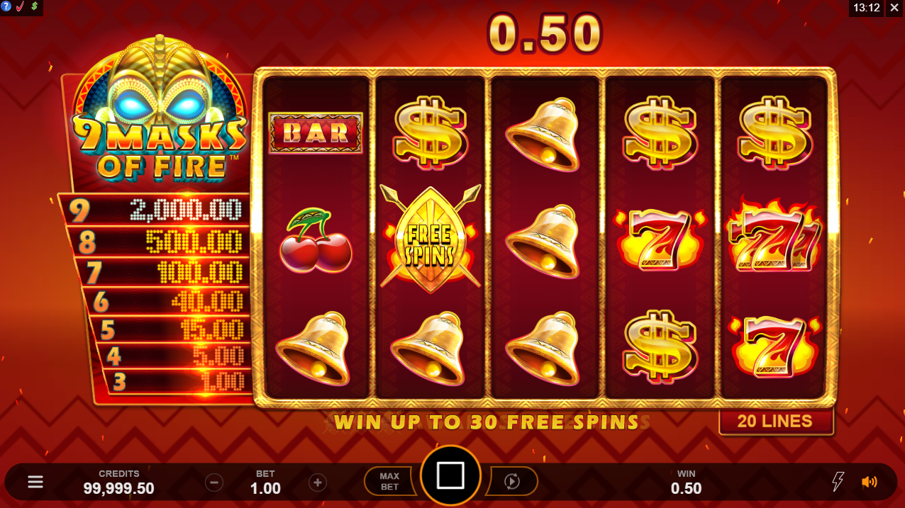 mummys-gold-slot-game-9-masks-of-fire