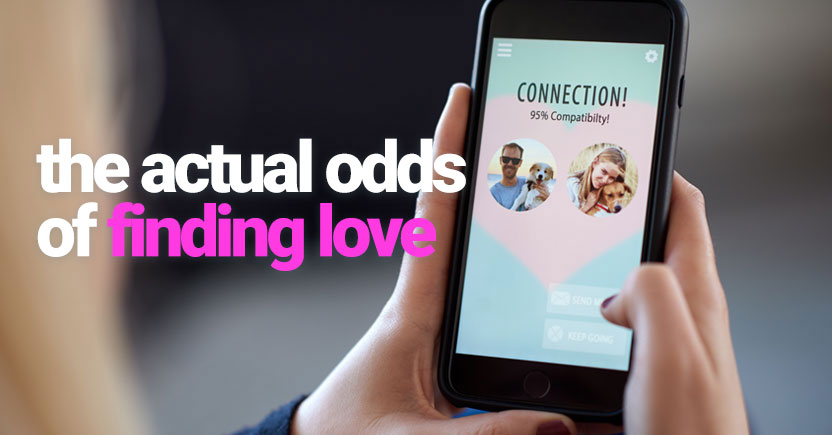 The Odds of Finding Love