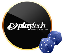 playtech logo casino games