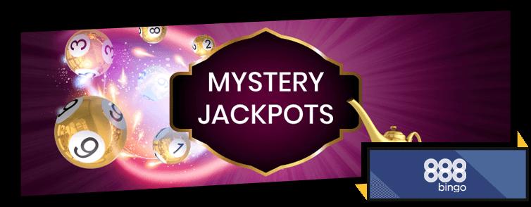 888Bingo Mystery Jackpots