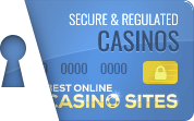 Secure & Regulated Casinos