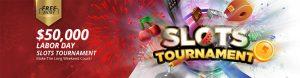BetOnline Announces $50,000 Guaranteed Slots Tournament