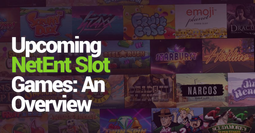 Upcoming NetEnt Slots in December 2019: An Overview