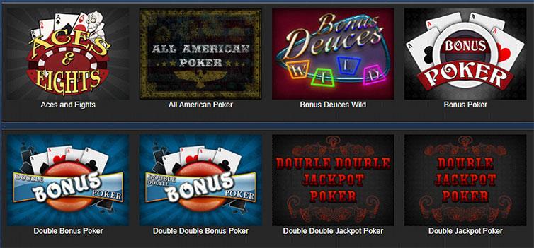 Vegas Online Games