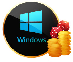 window devices casinos